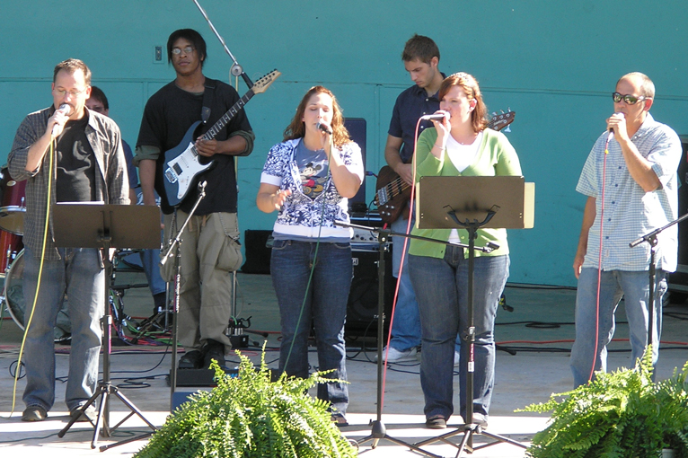 first-baptist-worship-team